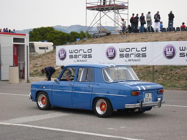 RENAULT R8 Gordini (type R1135) - 1966