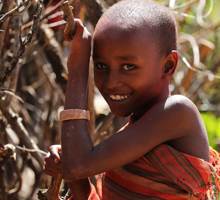 Samburu tribe - Northern Kenya