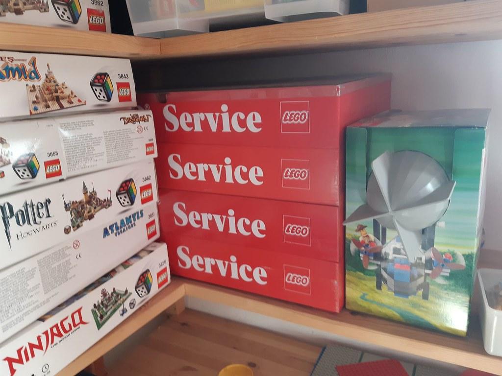 lego-Servicekasten