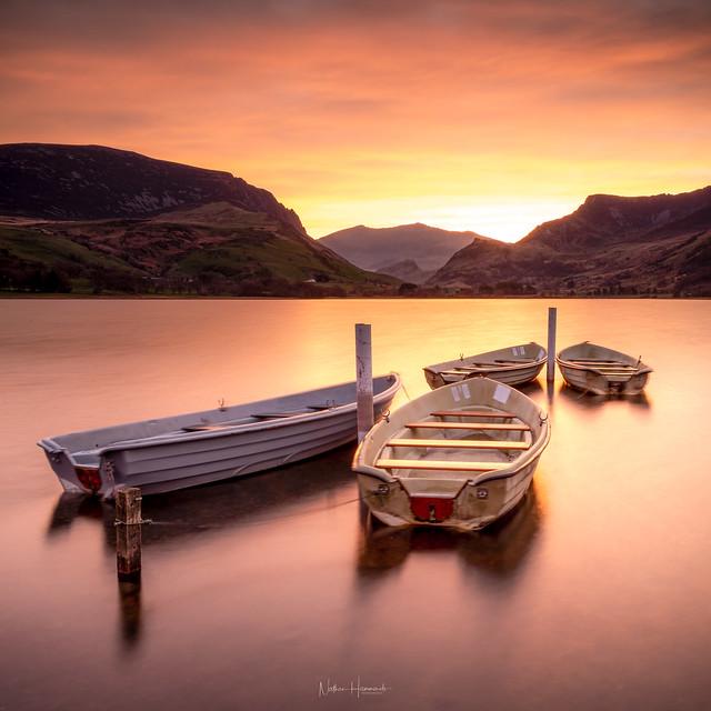 Snowdonia sunrise