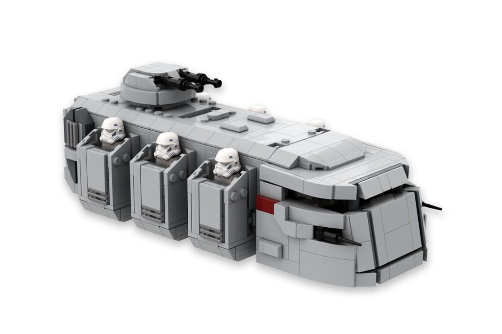 Imperial Troop Transport - Work In Progress