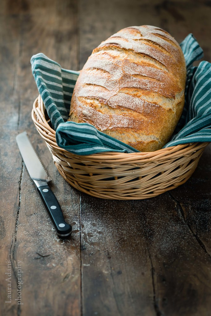 Homemade bread - web-1231-2