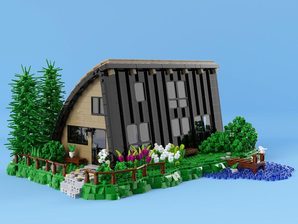 The Bow House
