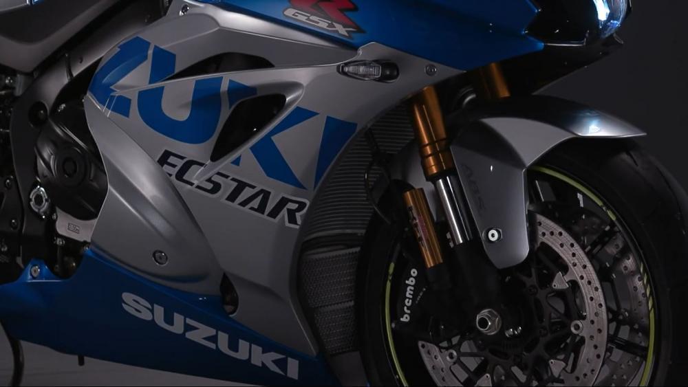 Suzuki GSX-R1000R Livery MotoGP DB