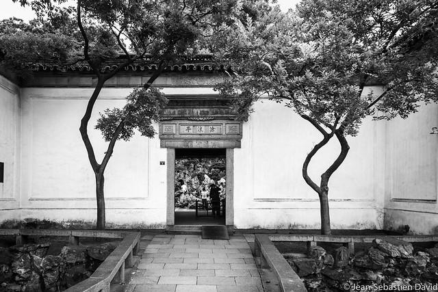 Suzhou Gardens, China