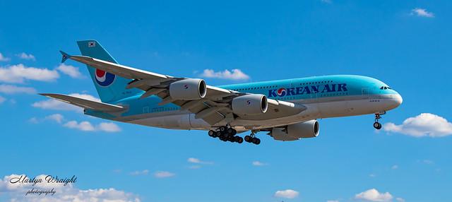 Korean Air Airbus A380-800
