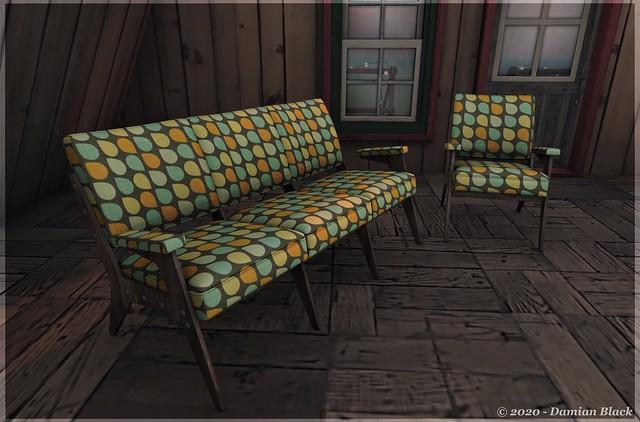 Trompe Loeil furniture