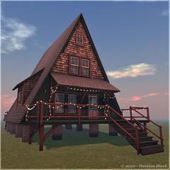 Trompe Loeil house
