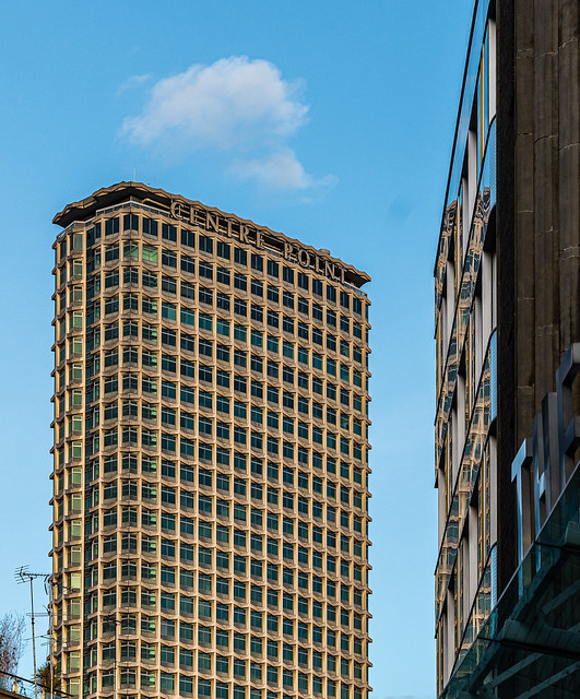 Centre Point (Central London)  (Fujifilm XE1 & XF 56mm f1.2 Prime) (1 of 1)
