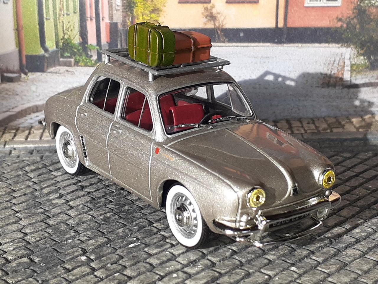 Renault Ondine - 1961