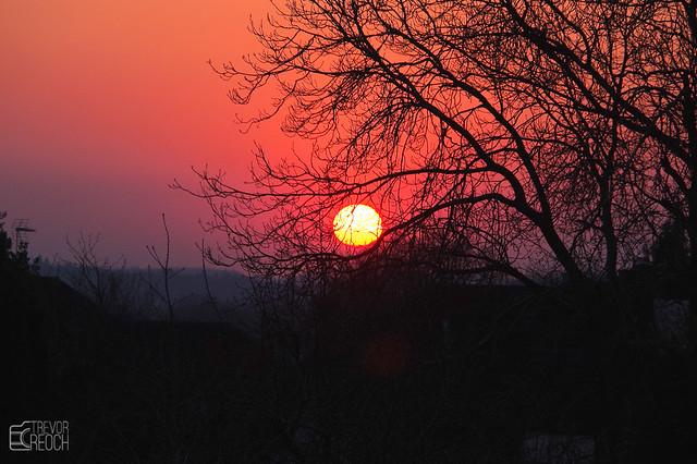 Corona Sunset, Stay Safe