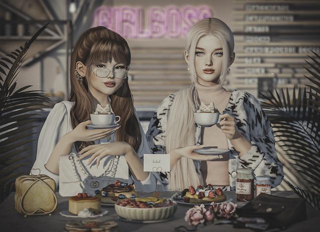 Girlboss Cafe ☕