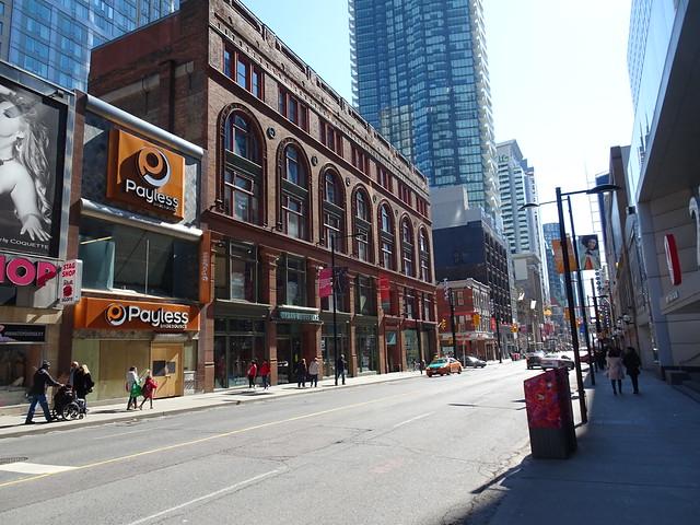 Downtown Toronto 2020