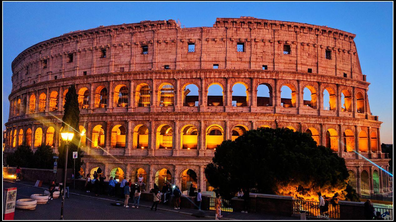 秋游欧洲8 罗马 & 威尼斯好吃乱逛