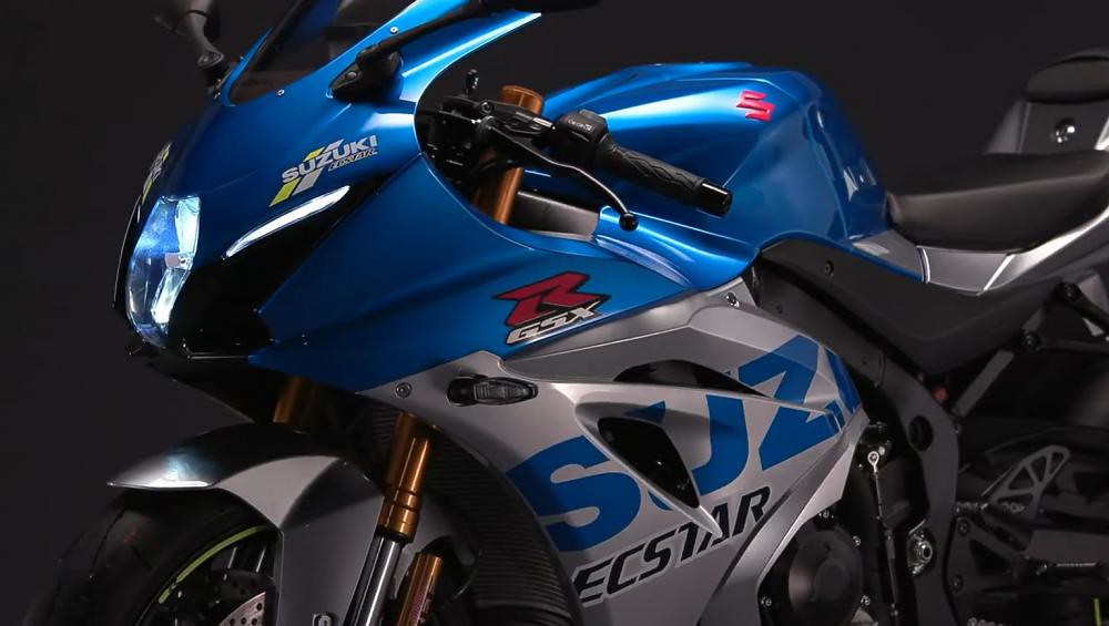 Suzuki GSX-R1000R Livery MotoGP LV