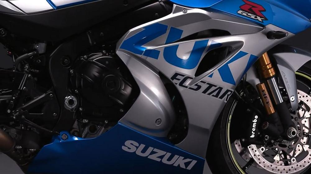 Suzuki GSX-R1000R Livery MotoGP EV