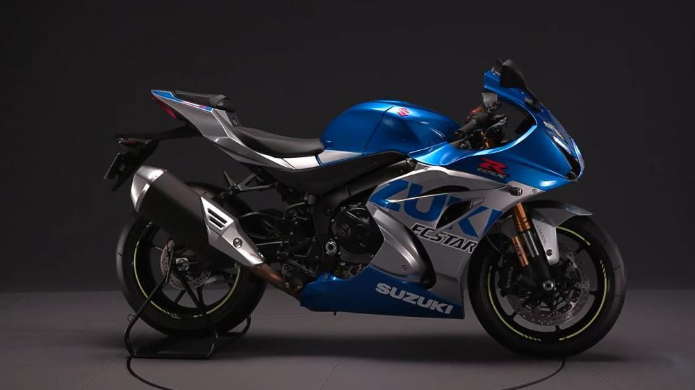 Suzuki GSX-R1000R Livery MotoGP 2020