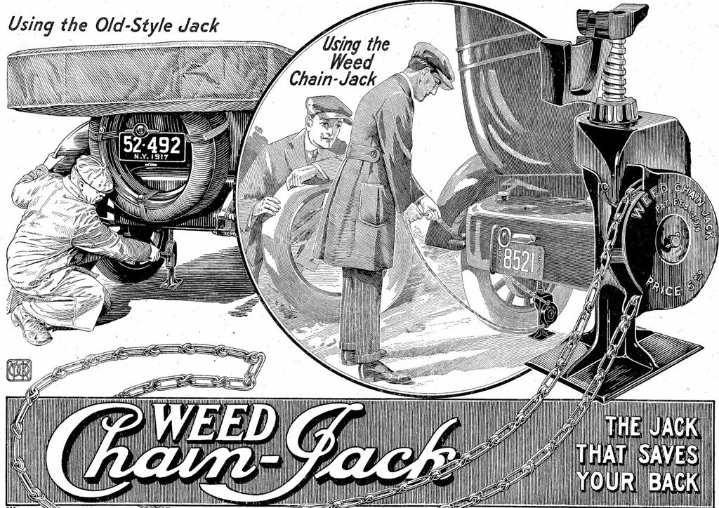 Weed Chain-Jack 1917