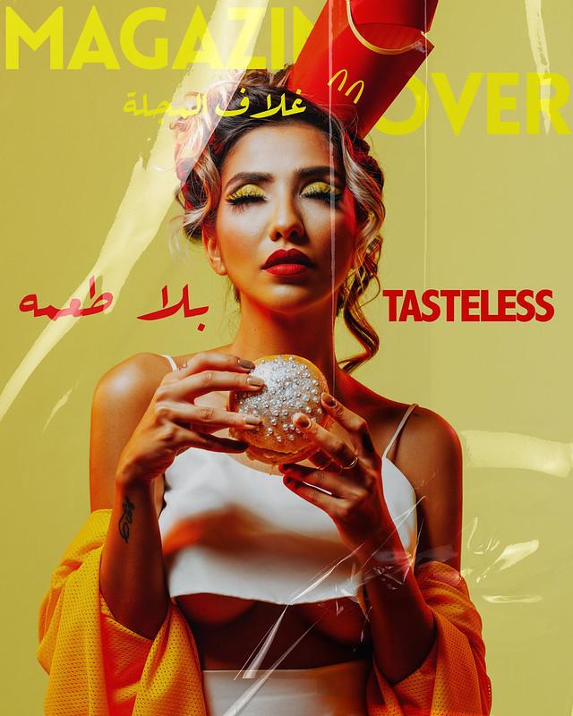 Mcdonalds Magazine Cover