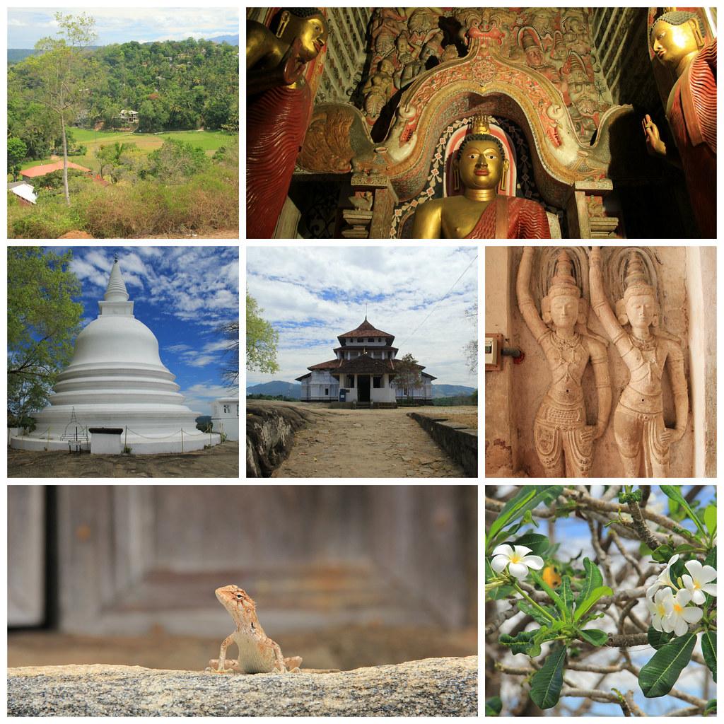 Lankatilaka Temple, Kandy