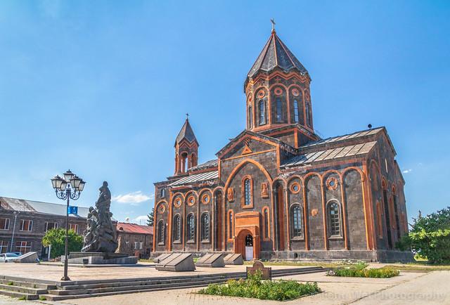Holy Saviour's Church, Gyumri, Shirak Province, Armenia