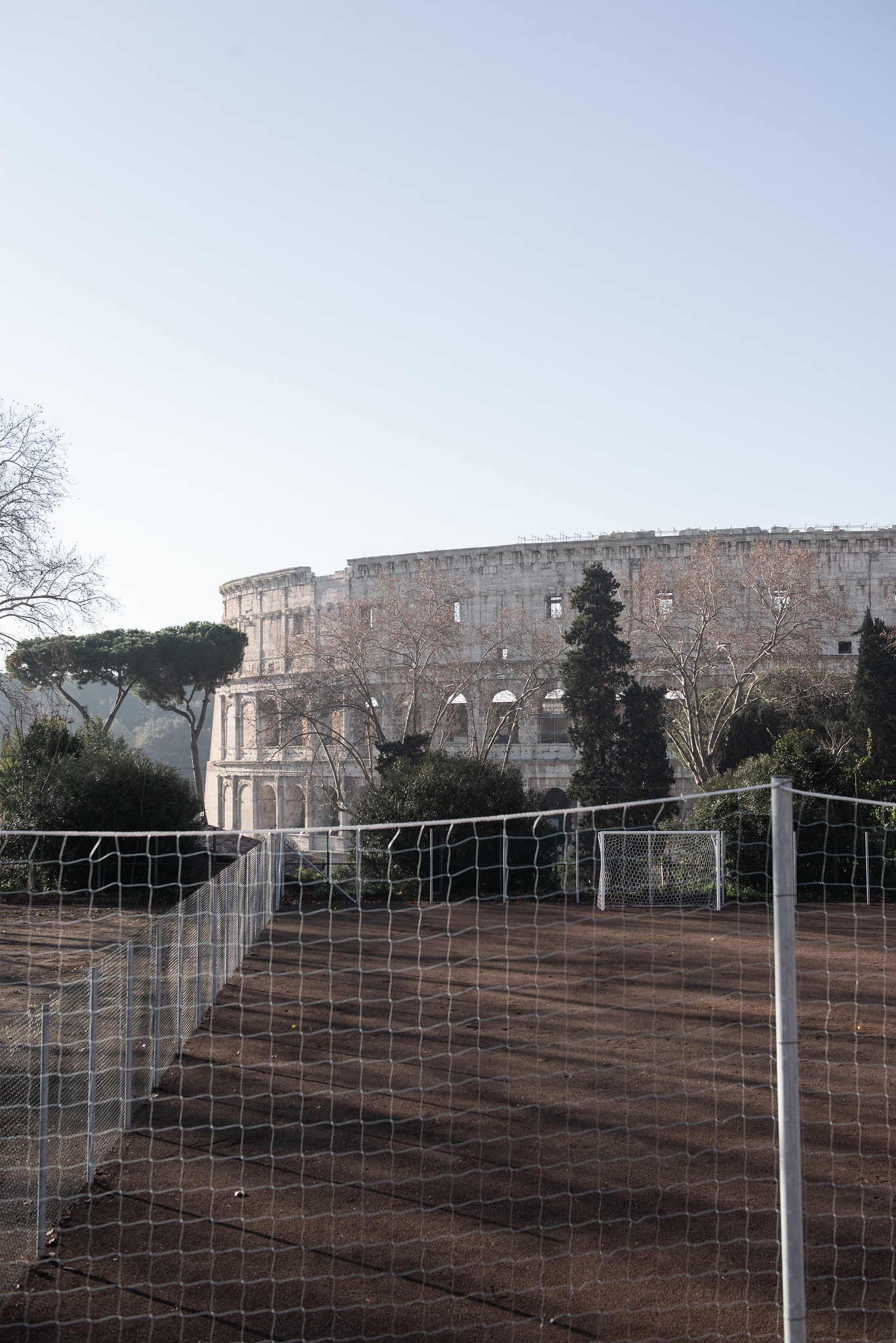 roman soccer