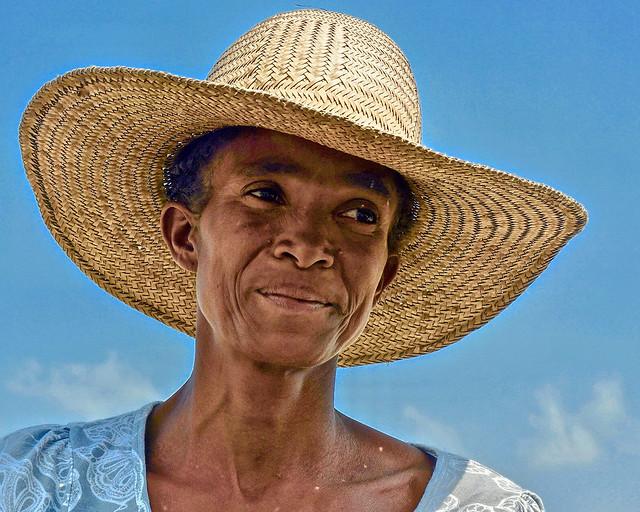 Madagascar - Portrait à Bevava.