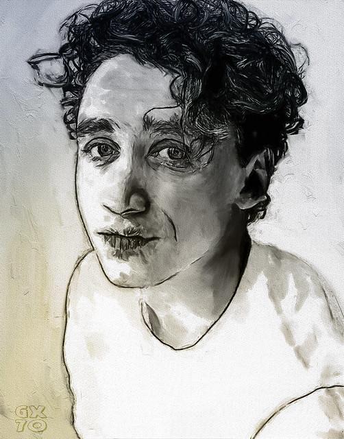 Aaron Friesz portrait