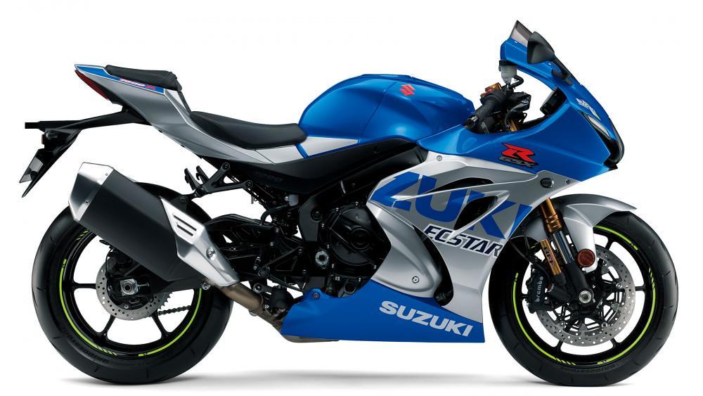 Suzuki GSX-R1000R Livery