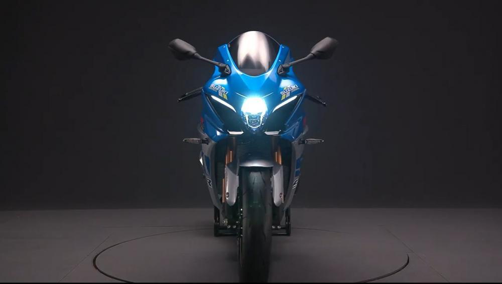 Suzuki GSX-R1000R Livery MotoGP Front