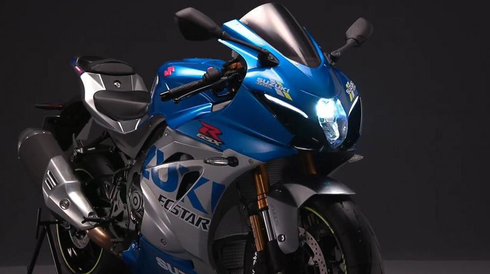 Suzuki GSX-R1000R Livery MotoGP 3DF