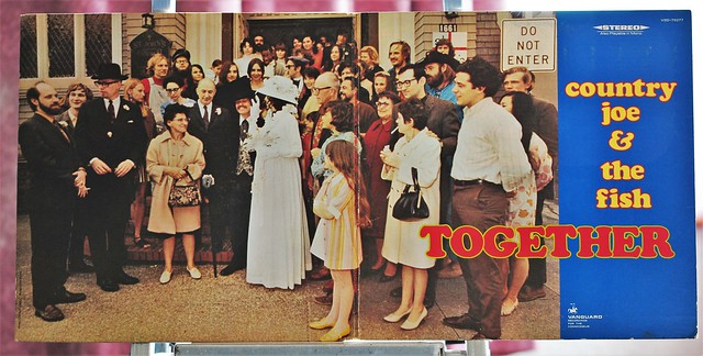 Country Joe And The Fish...Together...Gatefold