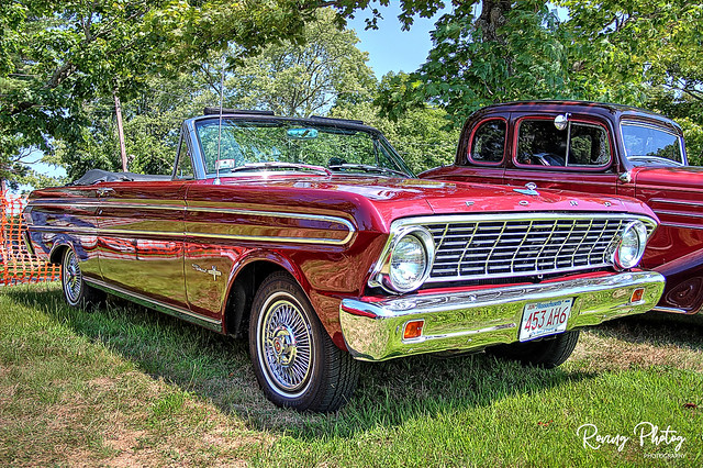 1964 Ford Sprint Convertible
