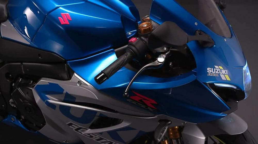 Suzuki GSX-R1000R Livery MotoGP BL