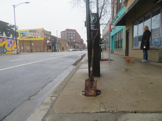Logan Square - Milwaukee Ave