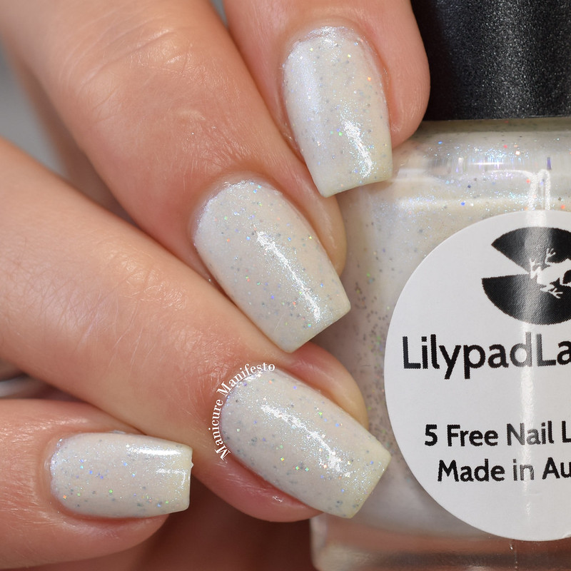 Lilypad Lacquer United People review