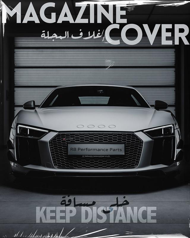 Audi Magazine Cover