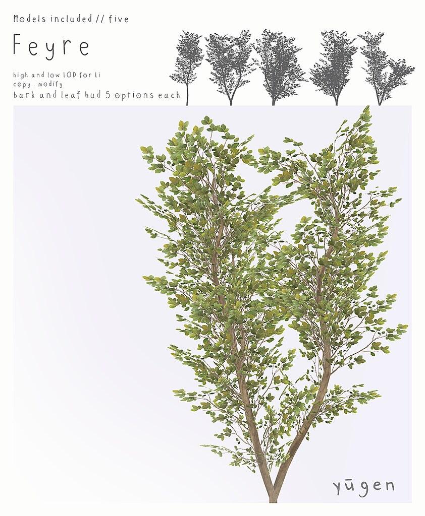 feyre trees