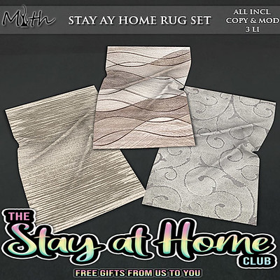 Myth - Stay at Home Rugs