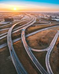 Roads | Kaunas aerial #87/365