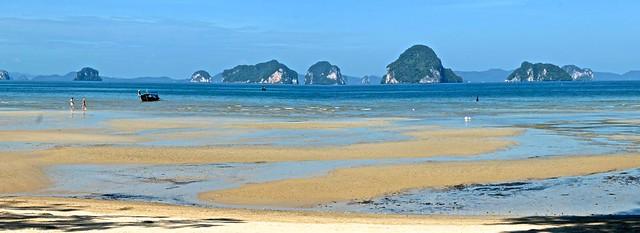 Thaïlande 2019 - Krabi - Tab Kaek Beach