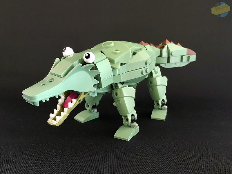 Crocodile Jack