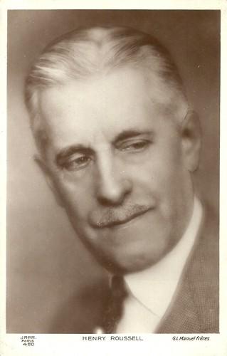 Henri Roussel