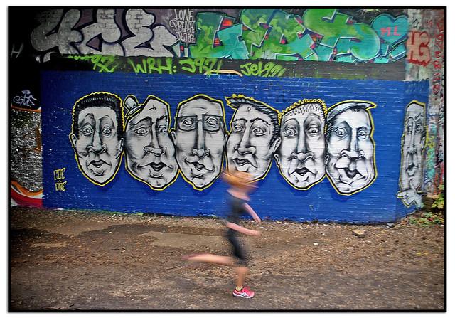 LONDON STREET ART by COE1