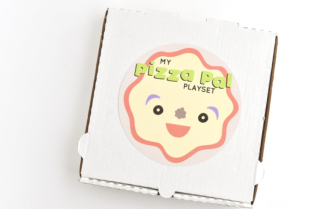Pizza Pal Felt Playset