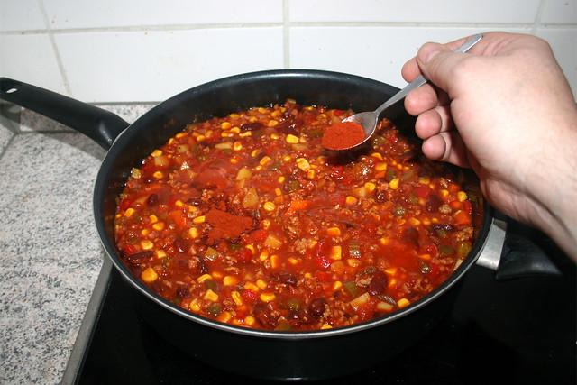 36 - Mit Paprika & Chili abschmecken / Taste with paprika & chilli
