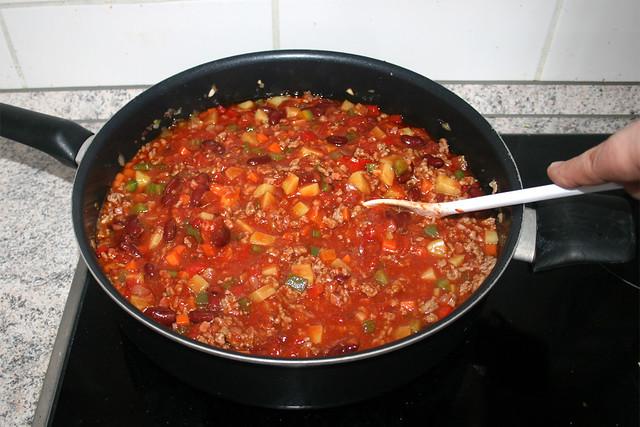 30 - Verrühren & aufkochen lassen / Stir & bring to a boil