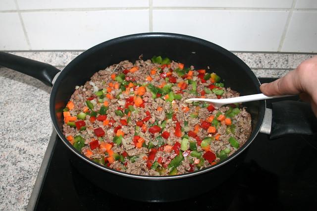 21 - Gemüse mit andünsten / Braise vegetables
