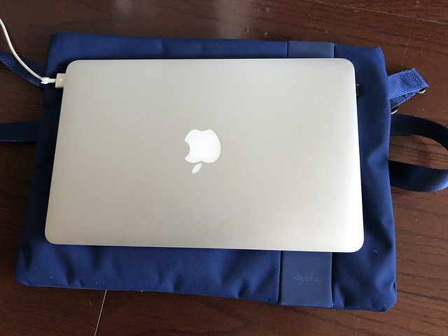 Rapha MacBook Air