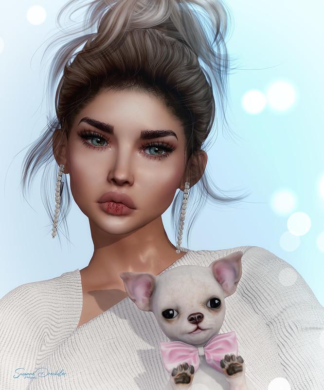 Gwenyth Portrait